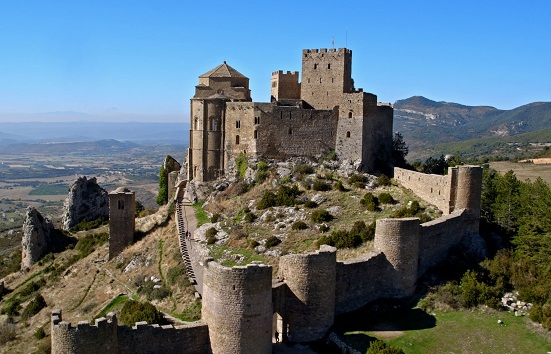 Things to do in huesca explore loarre castle