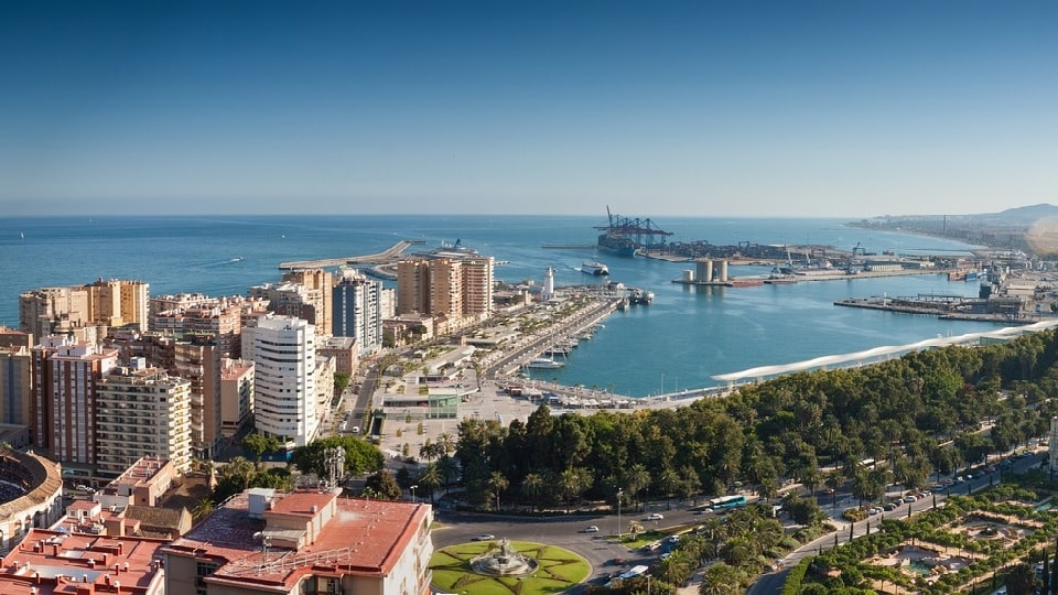 Top 20 Places to visit in Malaga