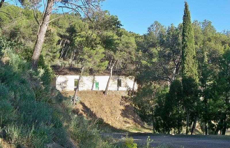 Montes de Malaga Natural Park malaga  places to visit