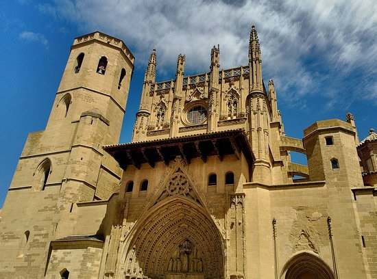 Huesca Cathedral is famous places