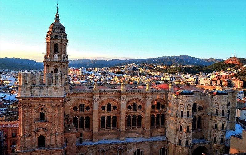 Malaga Cathedral tourist attraction