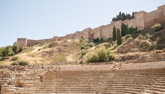 Roman theater Alcazaba Malaga activities