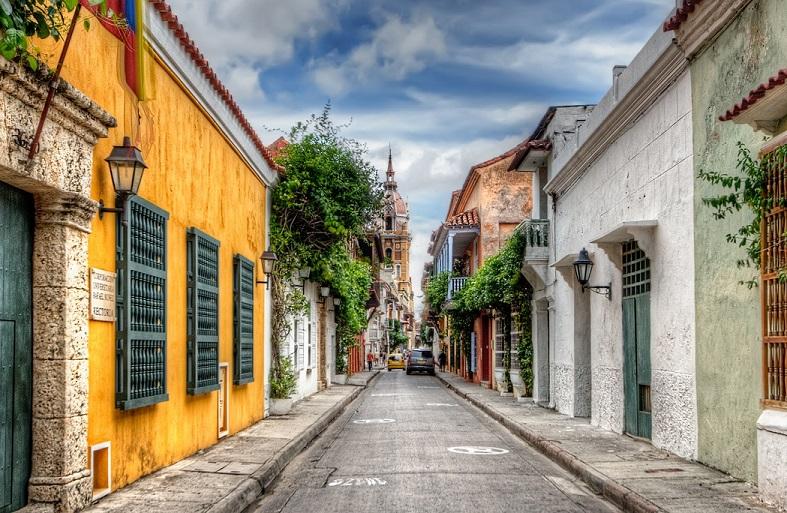 Cartagena visit Colombia