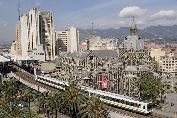 Medellin in Colombia